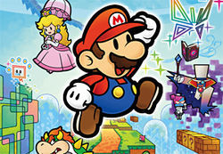 Paper Mario: An old friend gets a fresh makeover.