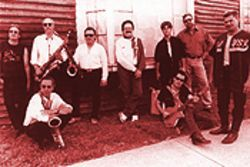 Lil' Band O' Gold: The Traveling Willburys of Cajun music.