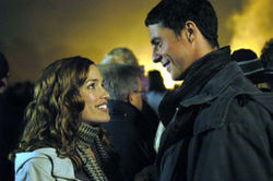 The trait-less Rachel (Piper Perabo) leaves an  unleavable fiancé (Matthew Goode).