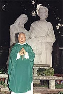 Father John Chinh Tran founded both Thai Xuan  Villages and tightly controlled them.