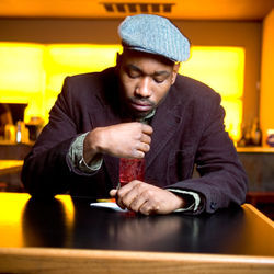 Anthony David (pictured) and Eric Roberson bring the vanguard of indie-soul to this weekend's Houston International Jazz Festival.