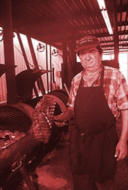 Billy Pfeffer: Dozier&#039;s pit man speak softly and carries a big fork.