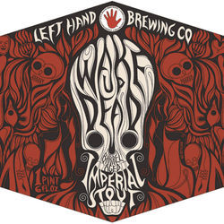 Left Hand Brewing Wake Up Dead