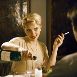 Unseasy threesome: Lee (Aaron Eckhart), Kay (Scarlett Johansson) and Bucky (Josh Harnett).