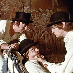A Clockwork Orange&#039;s ultraviolence gets a welcome makeover.