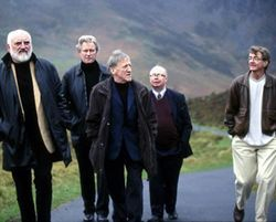 After 40-plus years, Celtic kings the Chieftains are still on the road.