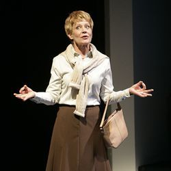 Annalee Jefferies is fantastic as bumbling Virginia.