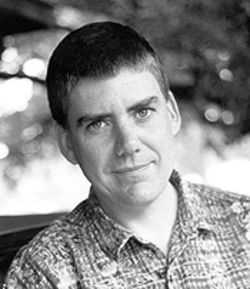Author Rick Riordan finds you can never go home again.