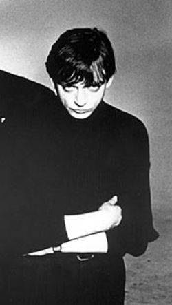 Mark E. Smith of the Fall
