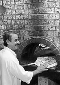 It's a good thing Kamal Alnasleh knows his way around a brick oven.