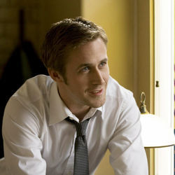 From naive beliver to cynic: Stephen (Ryan Gosling).