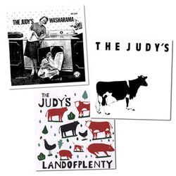 Back for the first time: the Judy's long-awaited CD catalog