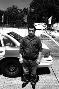 Deputies photographed Haki Danaj on the day of the  killing.