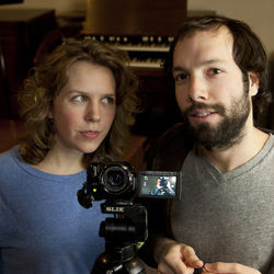 Conte and Dawn handle virtually every aspect of Pomplamoose themselves, including recording, mixing, editing video and marketing to fans.
