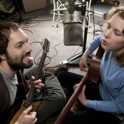 Pomplamoose is now recording an album of mostly original songs to be released later this year — the first time the band will ever have released a proper album all at once. Conte and Dawn are also planning their first tour.
