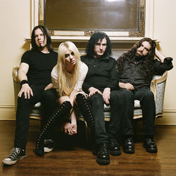 Slithery hard rock lights up The Pretty &amp;shy;Reckless&#039;s debut.