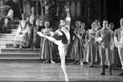 What a doll:  Marcelo Gomes plays a toy come to life  in The Nutcracker.