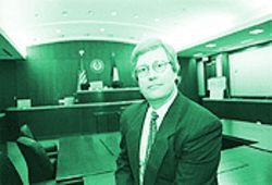 Attorney Robert Morrow teamed with Davis on seven capital murder trials.
