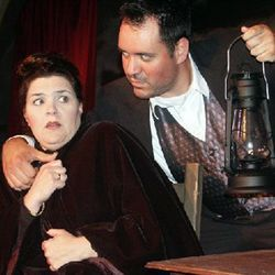 Rickety: The Strange Case of Dr. Jekyll and Mr. Hyde, with Stacy Bakri and Randy Wayne Creager.