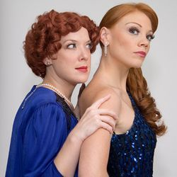"The stage mother and the ""Queen of Burlesque"": Rebekah Dahl and Laura Gray"