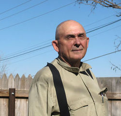 Rancher Ronnie Gill of Miami, Texas, says leasing his land to Pickens means he could earn at least $250,000 a year in royalties from wind turbines once the wind business starts up.