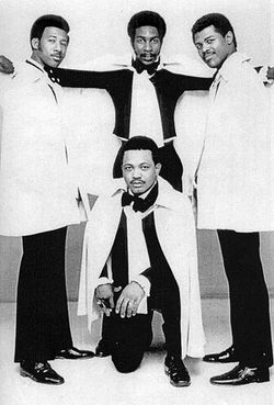 Archie Bell & the Drells in their heyday