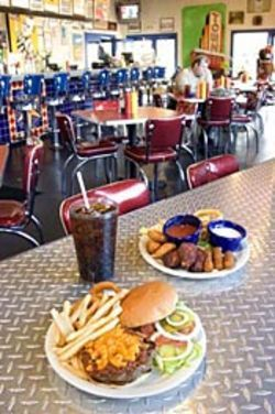 Montrose Diner will have you know that a properly 