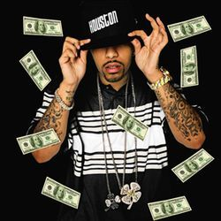 Lil' Flip understandably chooses paper over plastic.
