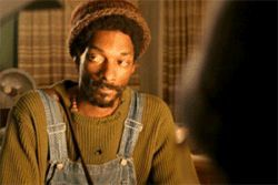 You loved him as Huggy Bear; Snoop's even better in The Tenants.