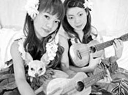 The Japanese ukulele-strumming duo Petty Booka plays a mean &quot;Born to Be Wild&quot; -- bluegrass-style. See Sunday.