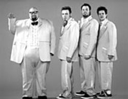 Wonder what their asses look like? Bowling for Soup might give you a peek at the Earth Day Festival. See Saturday.