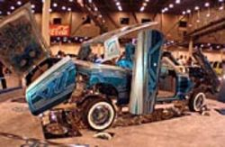 Cars and trucks will hop, drop, ding and bling at the Los Magnificos Car Show. See Sunday.