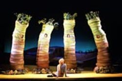 Talking trees, or walking cigarette butts? Find out at  The Little Prince. See Sunday.