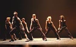Kick it with Quebec's Les Ballet Jazz de Montreal at  the Dance Salad Festival. See Thursday.