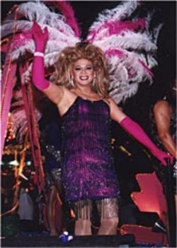 Drag out your best dress for the GLBT Pride Parade.