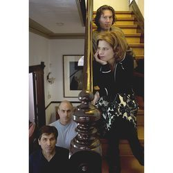 Step by step: Cowboy Junkies have now weathered a quarter-century in the music business.