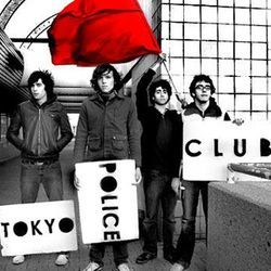 "Tokyo Police Club signal they're ready for some of this ""booze"" they've heard about."