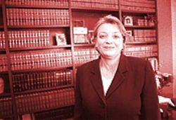 Judge Jan Krocker has a good program to send drug offenders to, if she can just get them to go.
