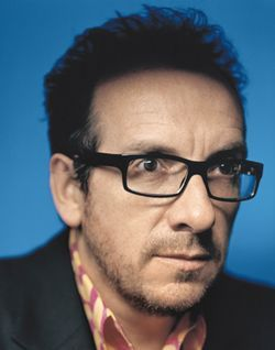 Ladies and gentlemen: Elvis Costello.