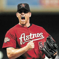 Click here to read Brad Lidge&#039;s AlmostMySpace page.