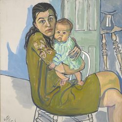 There&#039;s nothing saccharine or idealized in Alice Neel&#039;s depiction of motherhood.