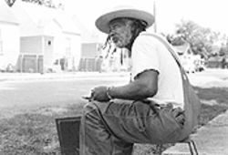 Sculptor Lott says Houston always had great black art -- for those who knew where to look.