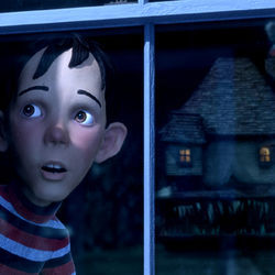 The plot isn't much, but the kids will love Monster House.