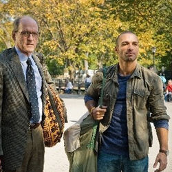 The Visitor (with Richard Jenkins and Haaz Sleiman) is one of those incredibly naive movies that give liberals a bad name.