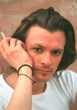 "Chris Whitley, a.k.a. ""Van Gogh with a resonator."""
