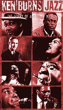 Ken Burns Jazz: The Richard Nixon of historic jazz compilations. There are large, inexplicable gaps.