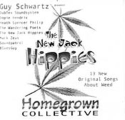 Schwartz and company harvest a postmodern crop of tunes about pot.