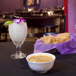 Not all is lost: Vida serves great queso and margaritas.