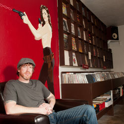 Craig T. Brown opened Heights Vinyl off White Oak in late 2011 on a mission to spread the gospel of vintage turntables and classic vinyl.