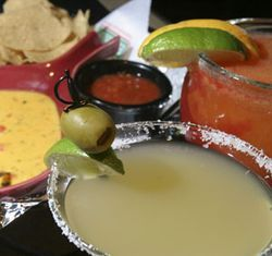 Even Applebee's is serving top-shelf margaritas and nuevo Tex-Mex.